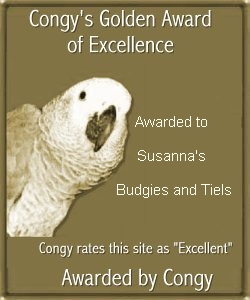 Congy's Golden Award of Excellence